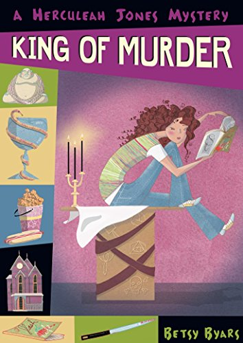 9780142407592: King of Murder (Herculeah Jones Mystery)