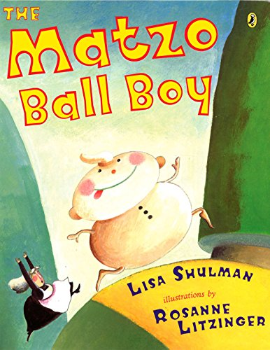 9780142407691: Matzo Ball Boy (Picture Puffin Books)