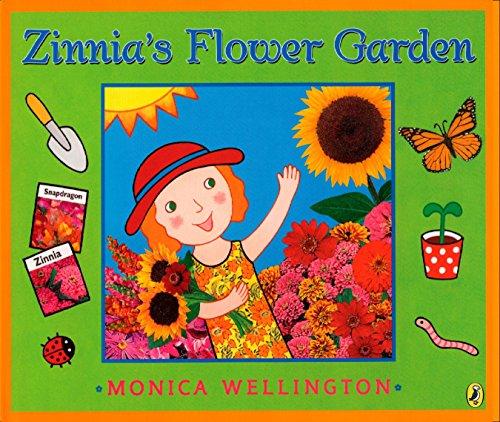 9780142407875: Zinnia's Flower Garden