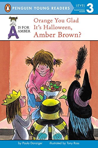 9780142408094: Orange You Glad It's Halloween, Amber Brown? (A Is for Amber)