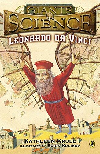 9780142408216: Leonardo Da Vinci (Giants of Science)