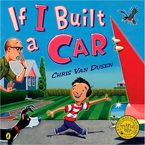 9780142408254: If I Built a Car