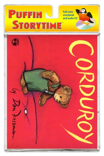 9780142408391: Corduroy [With CD] (Puffin Storytime)