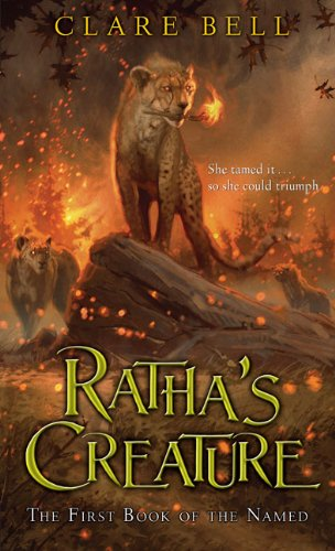Ratha's Creature (The Named) (0142408433) by Clare Bell
