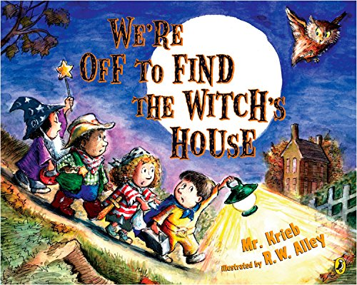 9780142408544: We're Off to Find the Witch's House