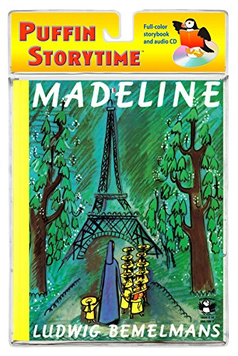 9780142408711: Madeline (Puffin Storytime) (Book & CD)