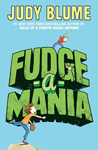 9780142408773: Fudge-a-Mania