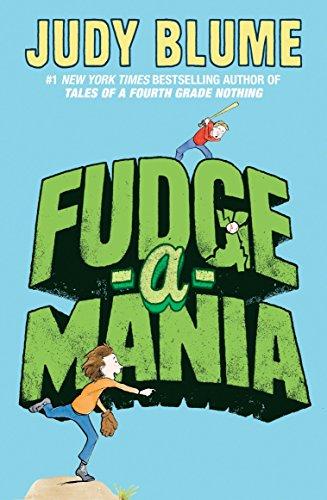 Fudge-A-Mania: Blume, Judy