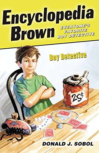 9780142408889: Boy Detective (Encyclopedia Brown)