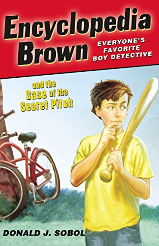 9780142408896: Encyclopedia Brown and the Case of the Secret Pitch