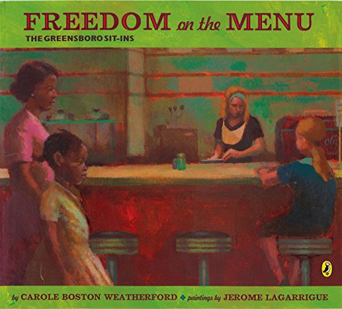 9780142408940: Freedom on the Menu: The Greensboro Sit-Ins