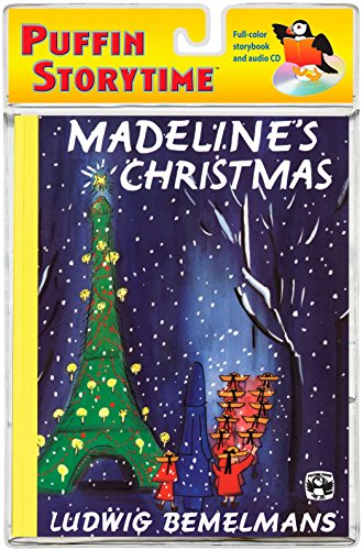 9780142408971: Madeline's Christmas [With CD (Audio)] (Puffin Storytime)
