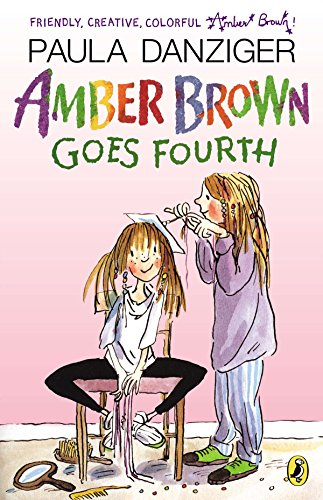 9780142409015: Amber Brown Goes Fourth