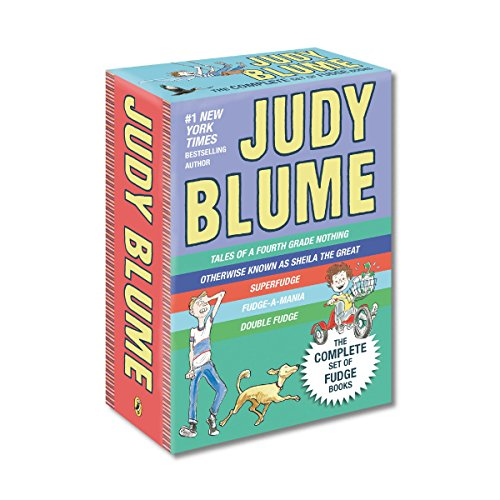 9780142409060: Judy Blume's Fudge Set