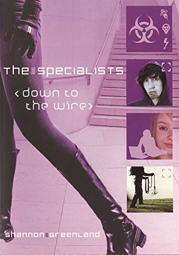 9780142409176: Down to the Wire (The Specialists)
