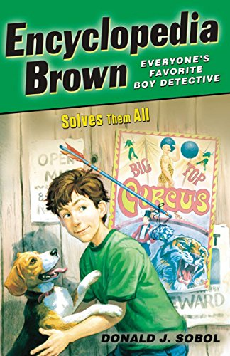 9780142409206: Encyclopedia Brown #05 Solves Them All