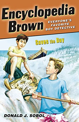 9780142409213: Encyclopedia Brown Saves the Day