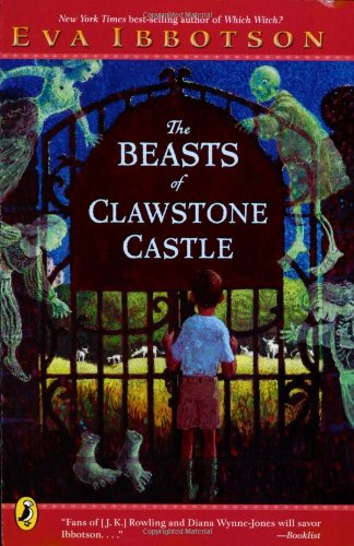9780142409312: The Beasts of Clawstone Castle