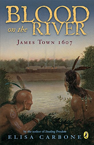 9780142409329: Blood on the River: James Town, 1607