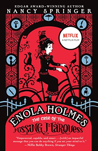 9780142409336: The Case of the Missing Marquess (An Enola Holmes Mystery)