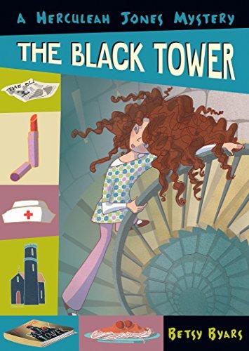 9780142409374: The Black Tower (A Herculeah Jones Mystery)