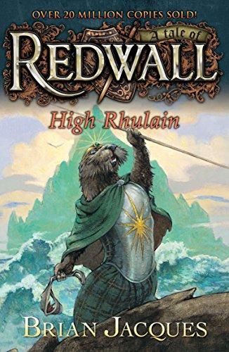 9780142409381: High Rhulain (Redwall)
