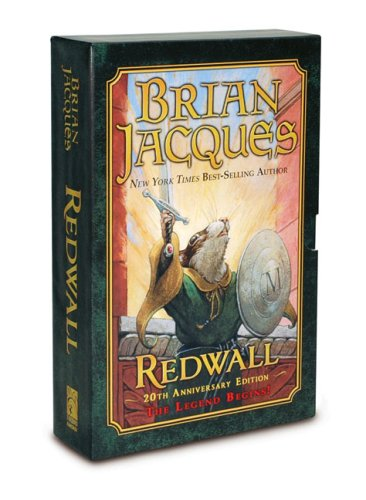 9780142409459: Redwall with Cards