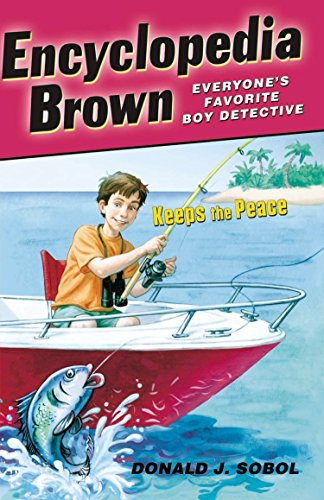 9780142409503: Encyclopedia Brown Keeps the Peace