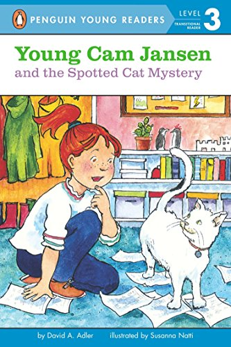 9780142410127: Young Cam Jansen and the Spotted Cat Mystery