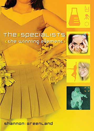 9780142410523: The Winning Element (The Specialists)