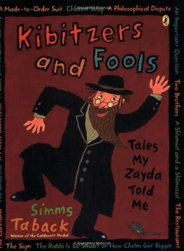 9780142410653: Kibitzers and Fools: Tales My Zayda Told Me