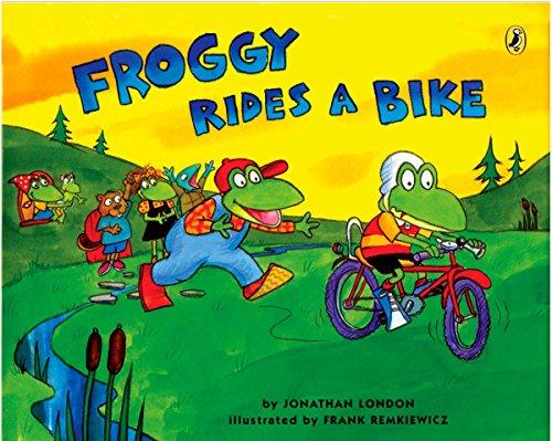 9780142410677: Froggy Rides a Bike