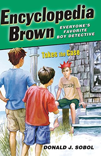 9780142410851: Encyclopedia Brown Takes the Case