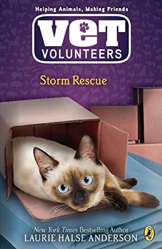 Storm Rescue #6 (Vet Volunteers) (0142411019) by Laurie Halse Anderson