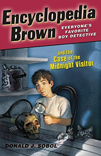 9780142411063: Encyclopedia Brown and the Case of the Midnight Visitor