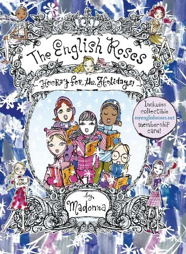 9780142411247: Hooray for the Holidays (The English Roses No. 7)