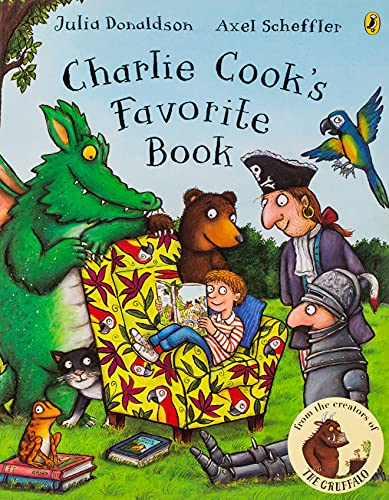 9780142411384: Charlie Cook's Favorite Book