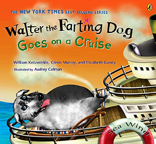 9780142411421: Walter the Farting Dog Goes on a Cruise
