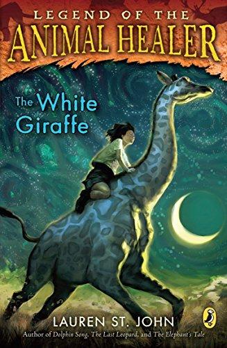 9780142411520: The White Giraffe