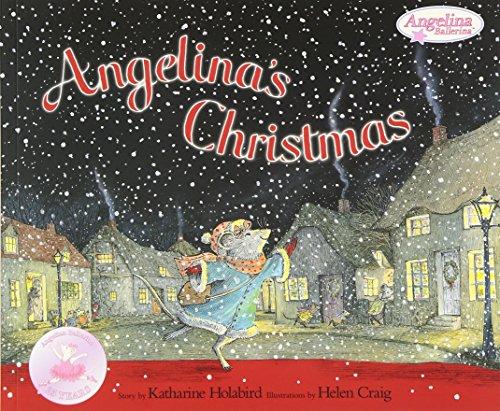 9780142411926: Angelina's Christmas (Angelina Ballerina)