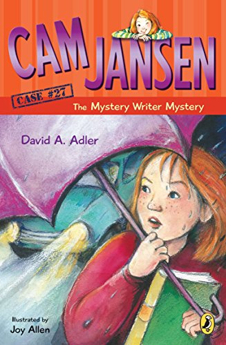 9780142411940: Cam Jansen and the Mystery Writer Mystery (Cam Jansen Mysteries)