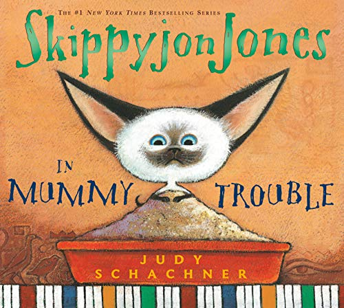 9780142412114: Skippyjon Jones in Mummy Trouble