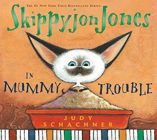 9780142412114: Skippyjon Jones in Mummy Trouble