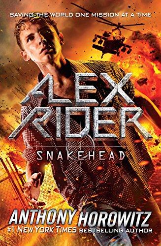 9780142412121: Snakehead (Alex Rider Adventure)