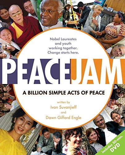 9780142412343: PeaceJam: A Billion Simple Acts of Peace (W/DVD)
