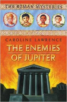 9780142412367: The Enemies of Jupiter (Roman Mysteries)