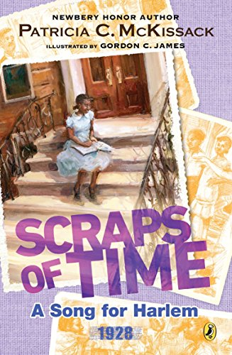 9780142412381: A Song for Harlem (Scraps of Time)