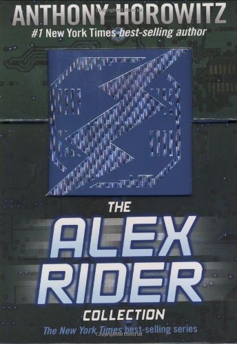 9780142412510: The Alex Rider Collection Box Set (3 Books)