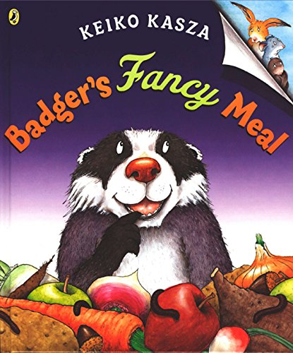 9780142412718: Badger's Fancy Meal