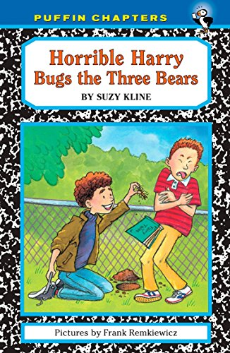 9780142412954: Horrible Harry Bugs the Three Bears